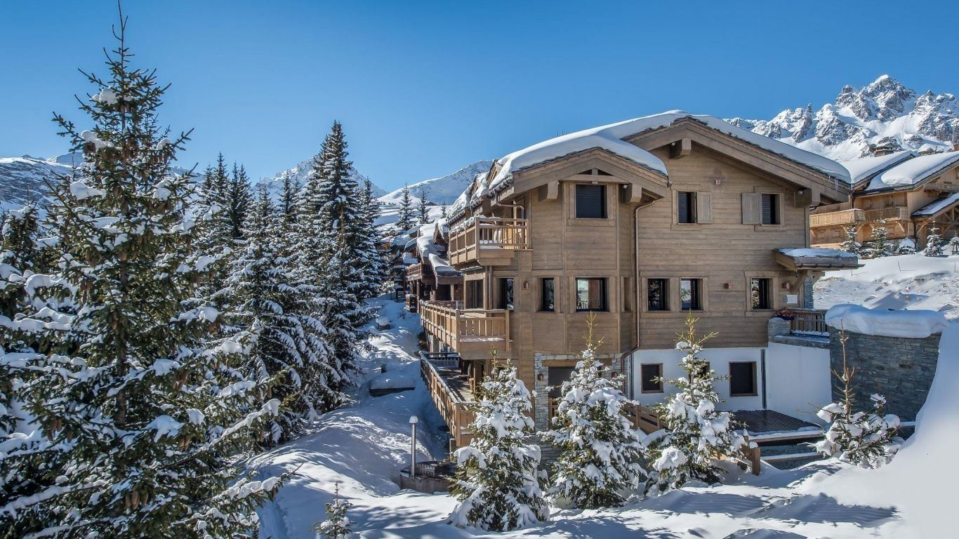 Chalet Perce Neige, Courchevel 1850, Courchevel, France