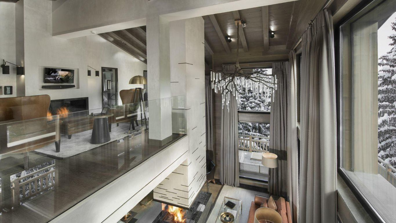 Chalet Perce Neige, Nogentil, Courchevel, France