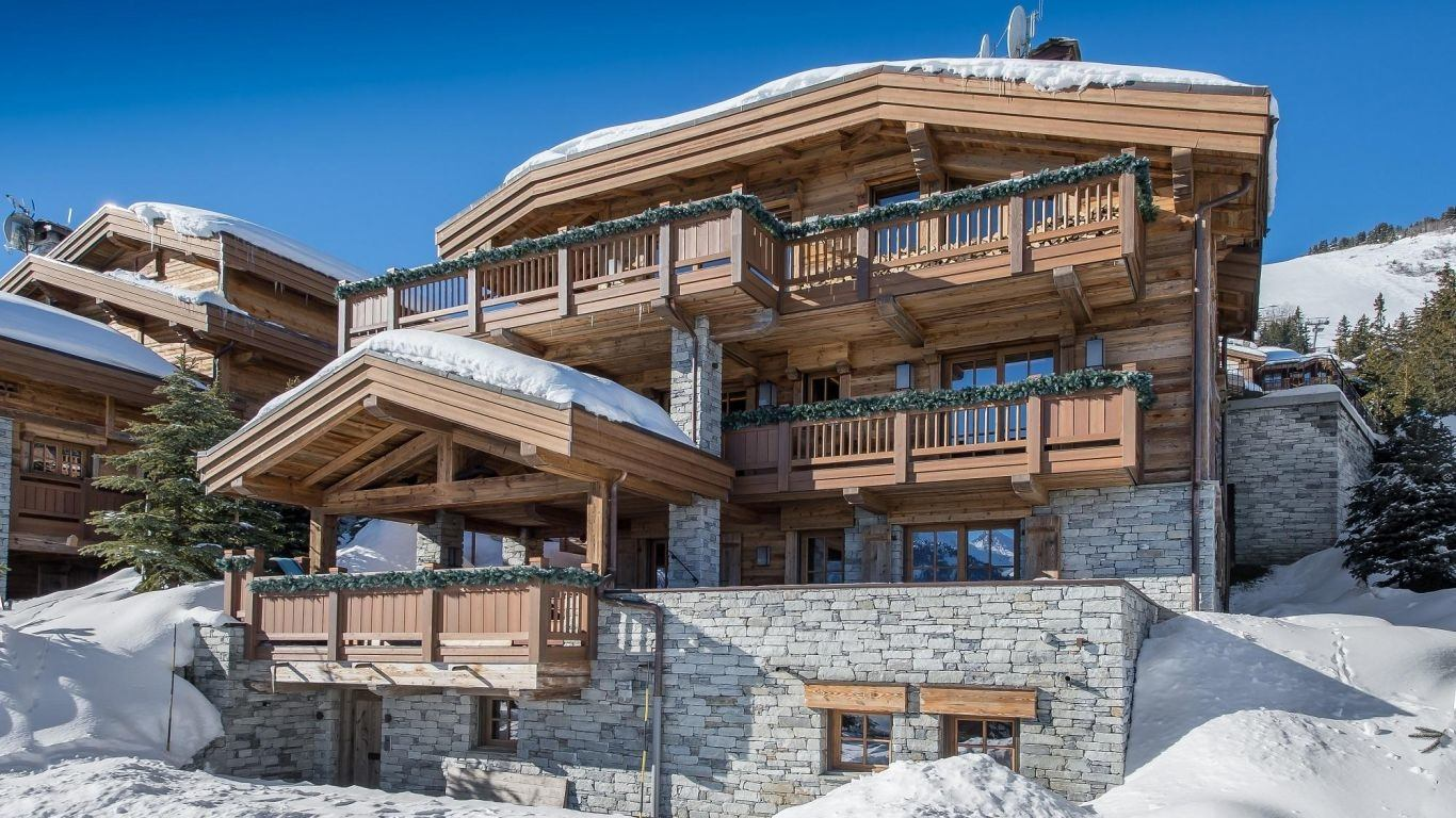 Chalet Adriana, Courchevel 1850, Courchevel, France