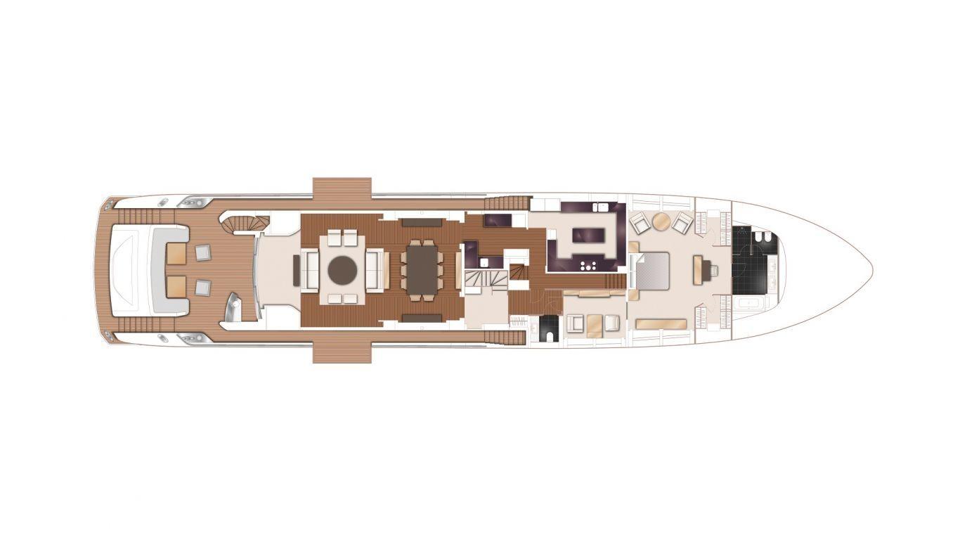 Yacht Anka 132, Yachts, Yachts, France