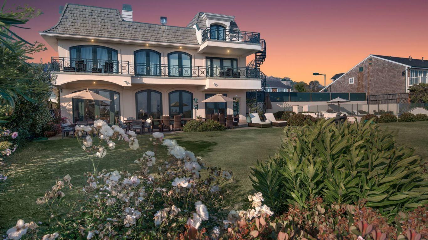 Villa Filomena, Malibu, Los Angeles, USA
