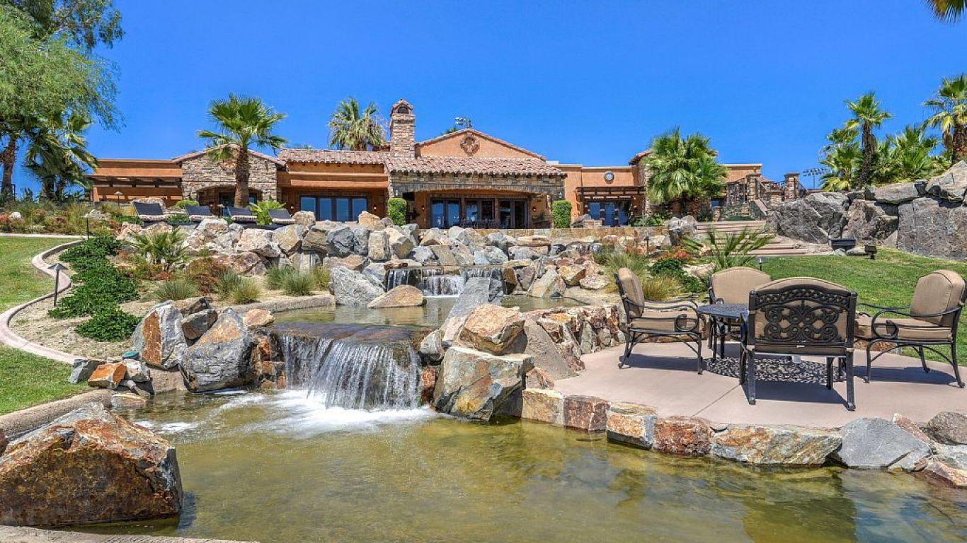 Villa Annabelle, Indio, Palm Springs, USA