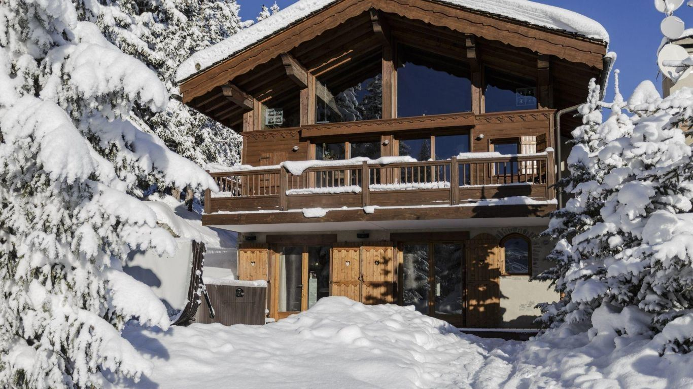 Chalet Guiselle, Courchevel 1850, Courchevel, France