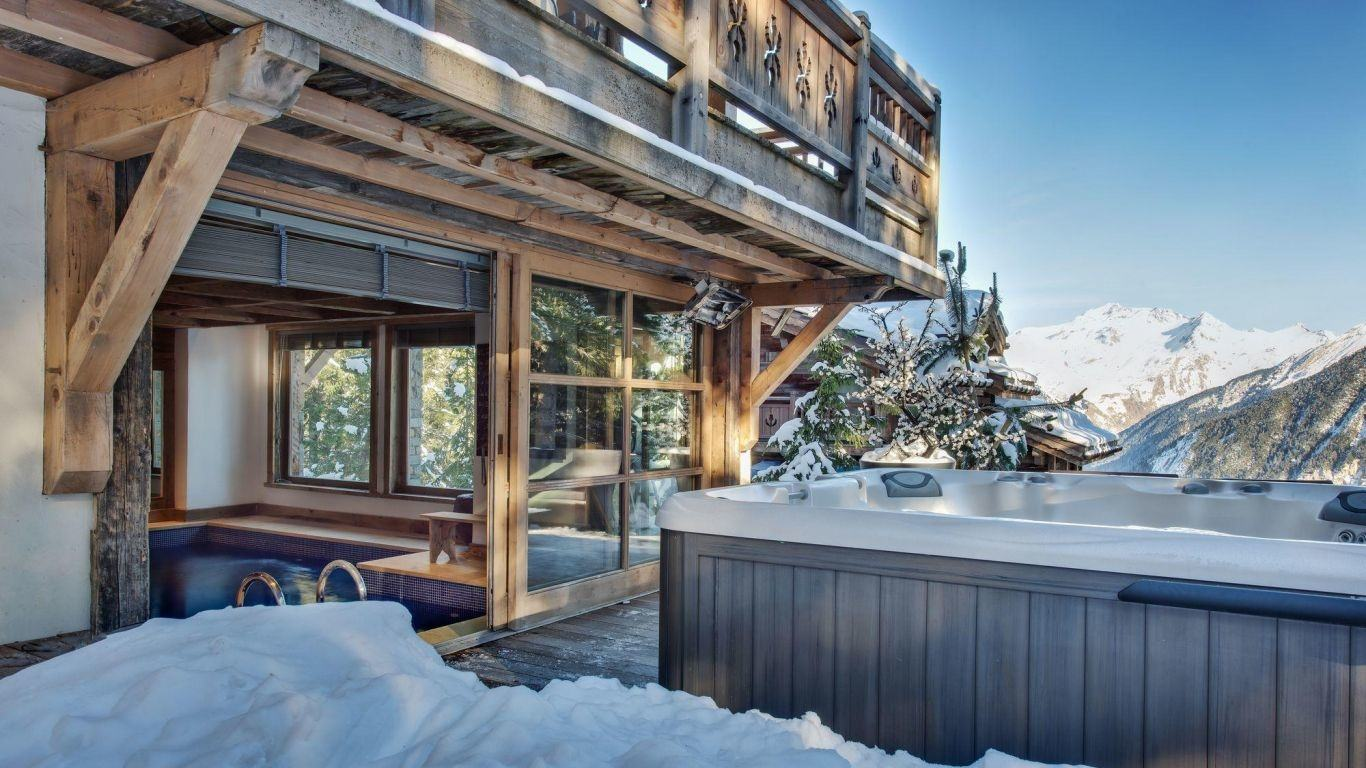 Chalet Freya, Cospillot, Courchevel, France