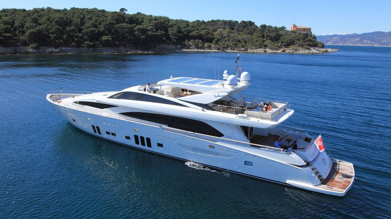 Yacht Arion 121, Yachts, Yachts, France