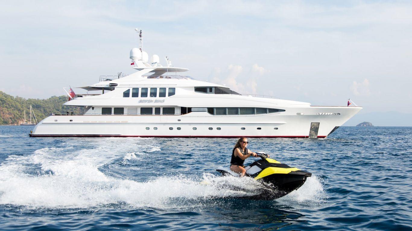 Yacht Seven Sins 144, Yachts, Yachts, France