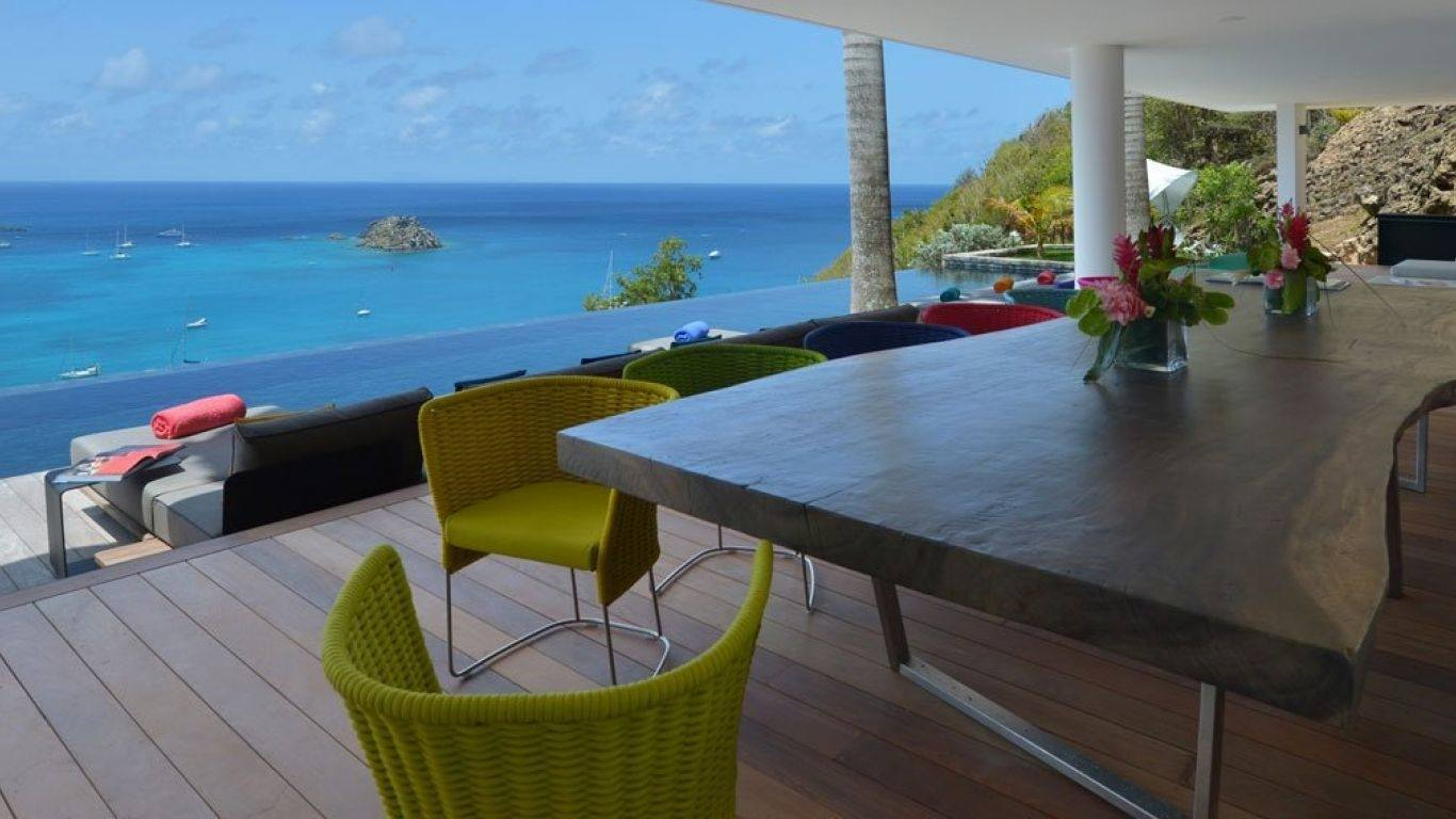 Villa Gianna, Corossal, St. Barth, France