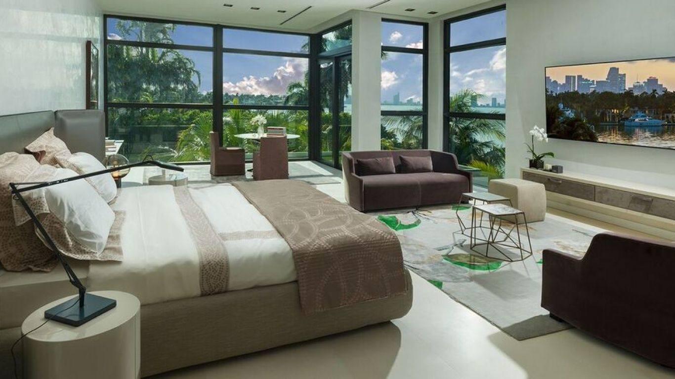 Villa Abigail, North Miami Beach, Miami, USA