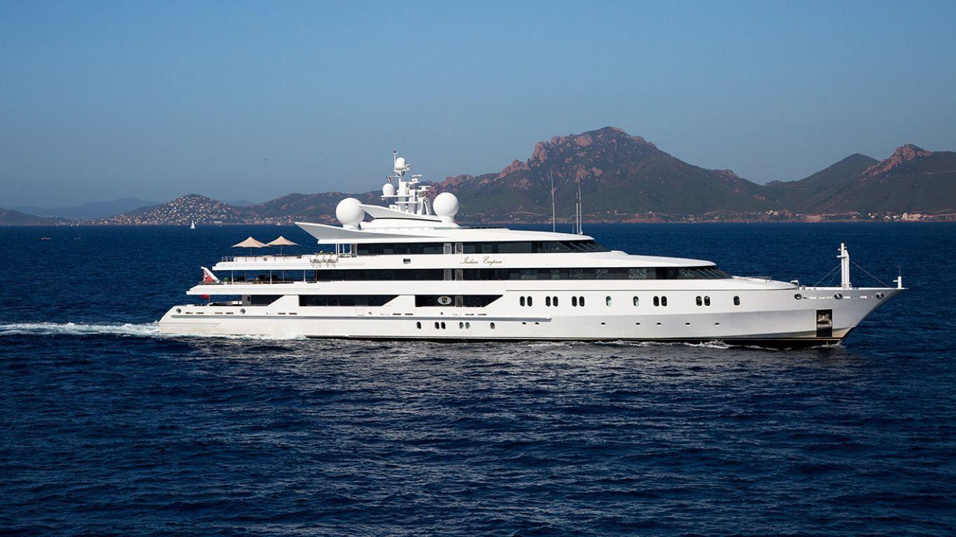 Yacht Indian Empress 312, Yachts, Yachts, France