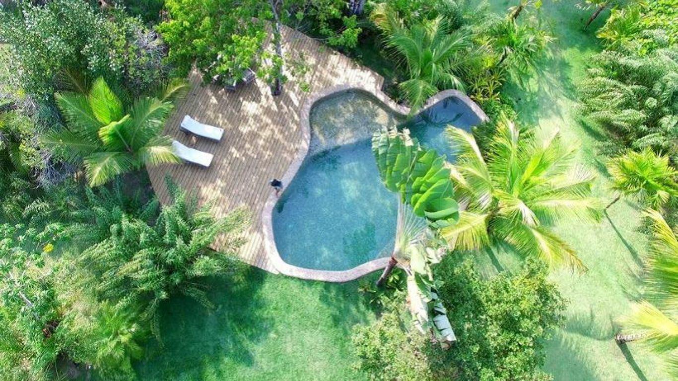 Villa Adriana, Trancoso, Bahia, Brazil