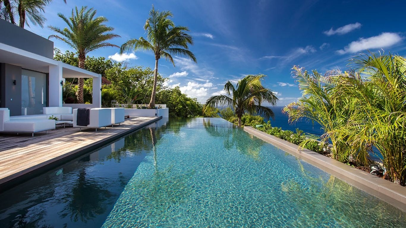 Villa Ashley, Lurin, St. Barth, France