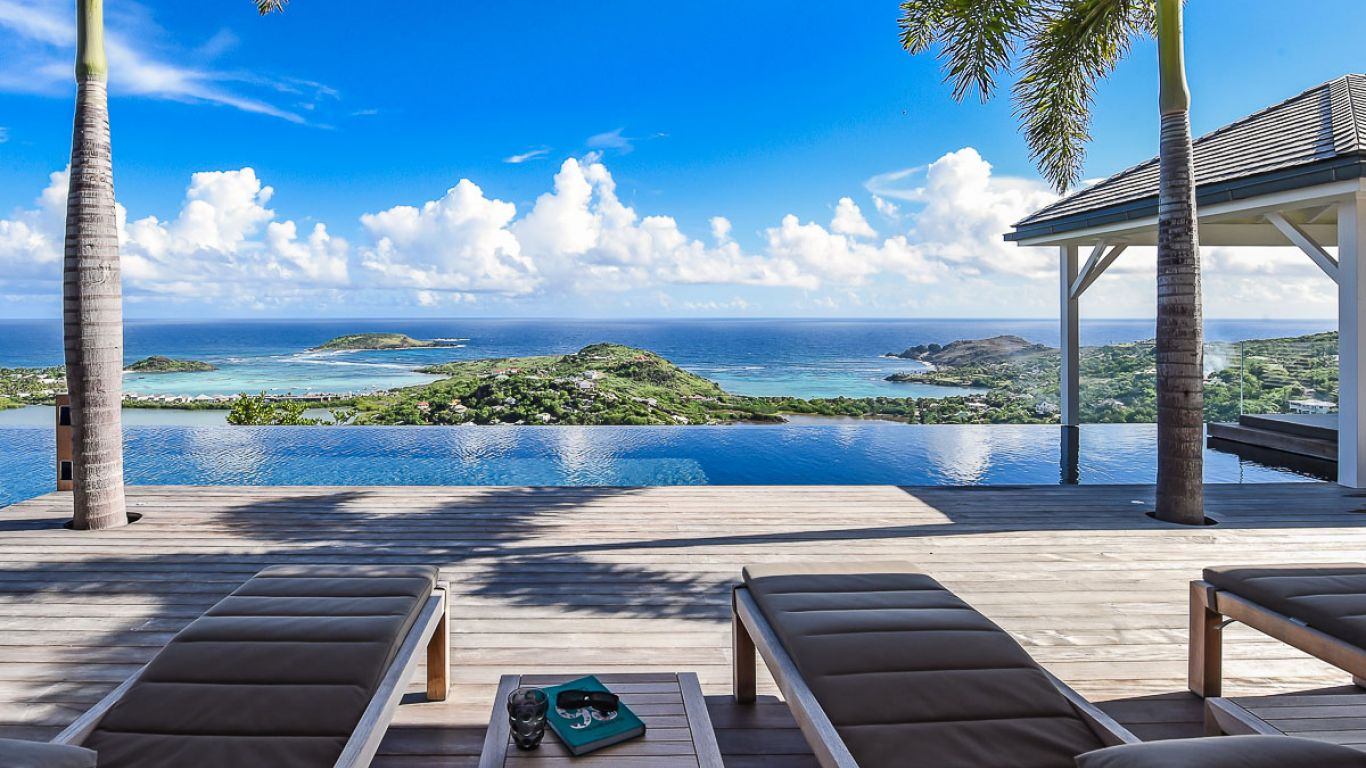 Villa Aster, Vitet, St. Barth, France