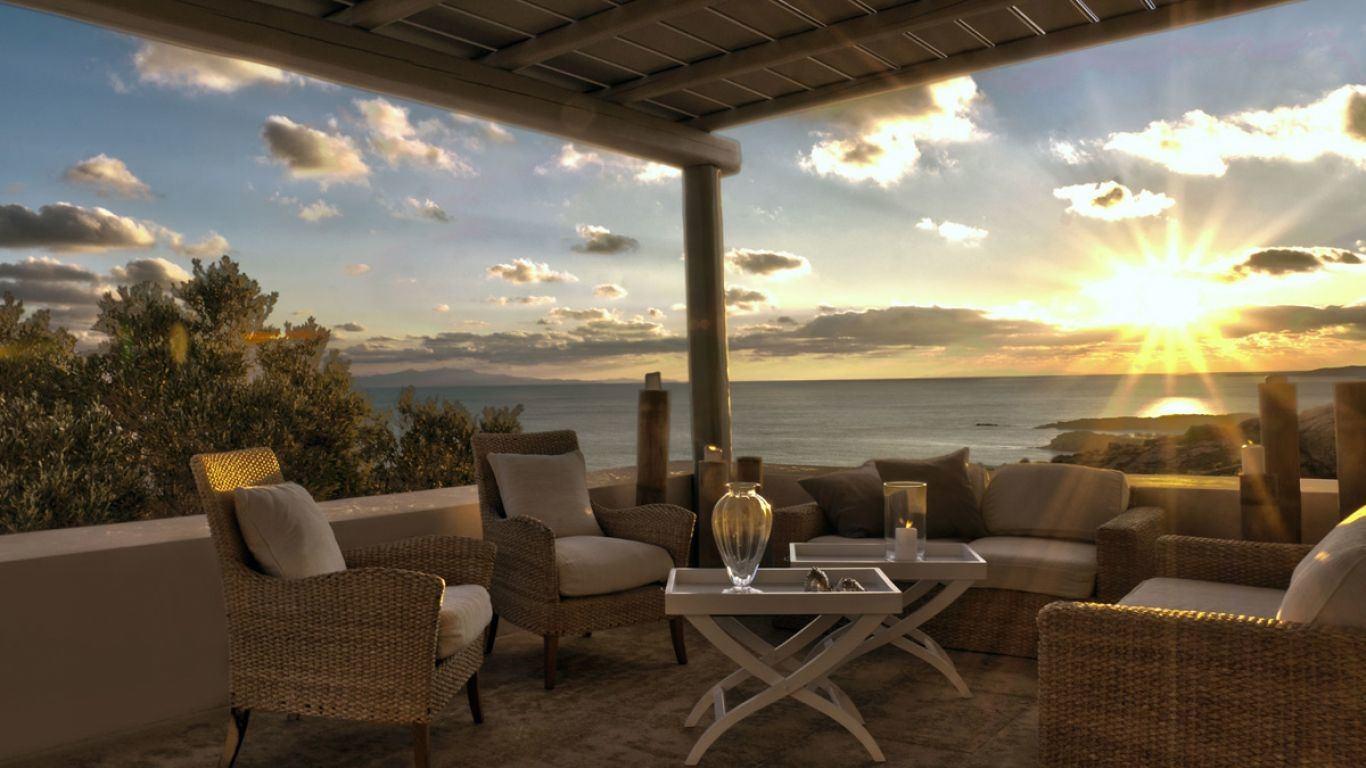 Villa Thea, Pirgi, Mykonos, Greece