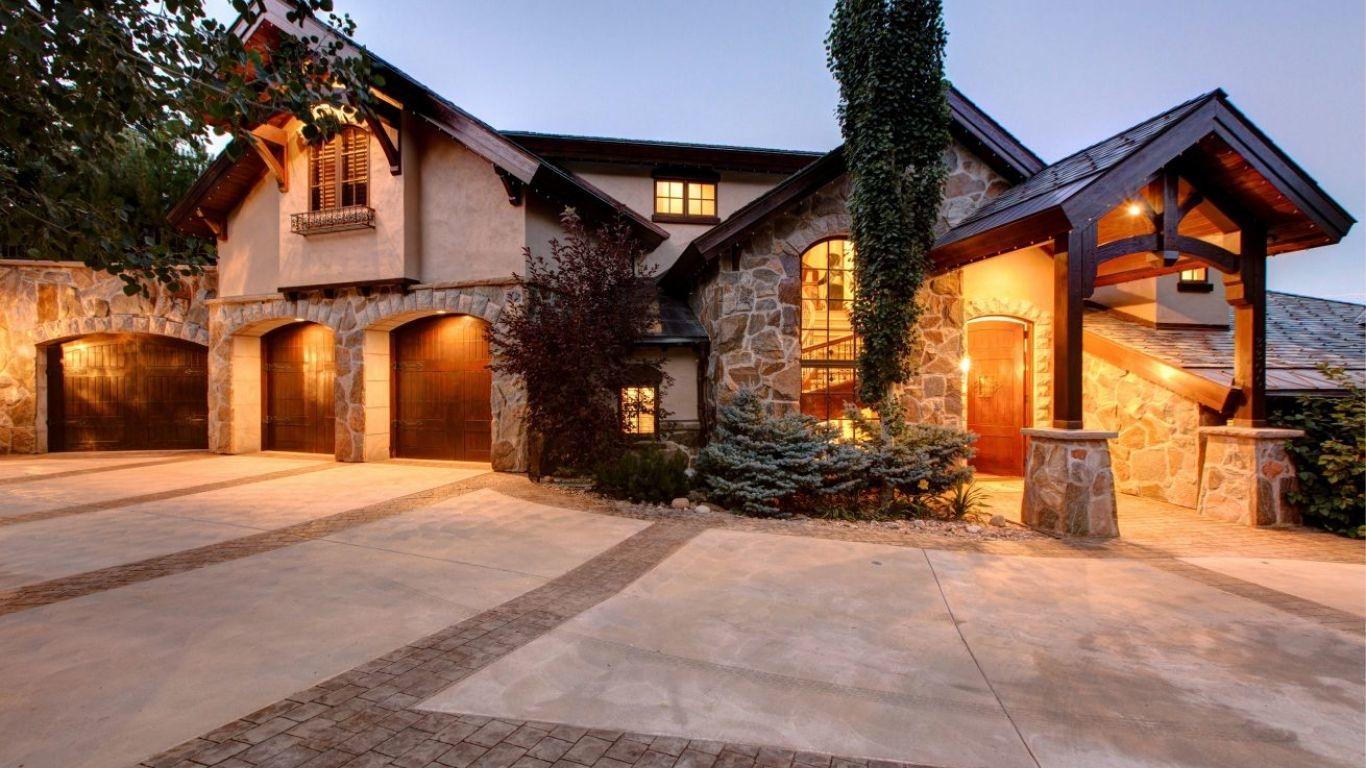 Villa Angel, Deer Valley, Park City, USA