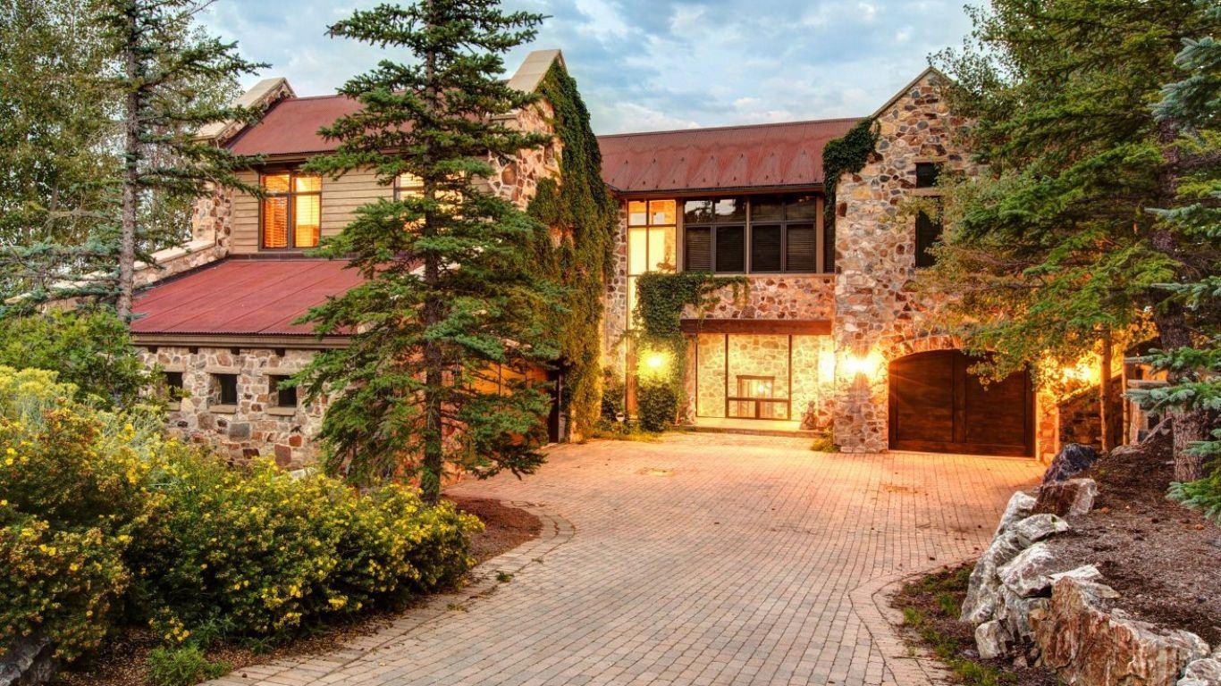 Villa Alexandra, Deer Valley, Park City, USA