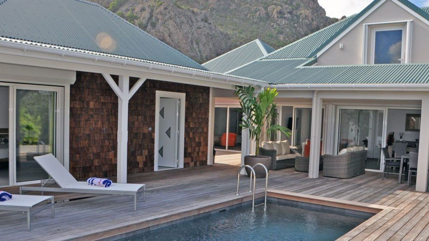 Villa Barbie, Grand Fond, St. Barth, France