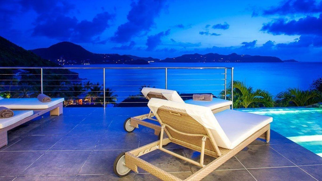 Villa Miranda, Pointe Milou, St. Barth, France