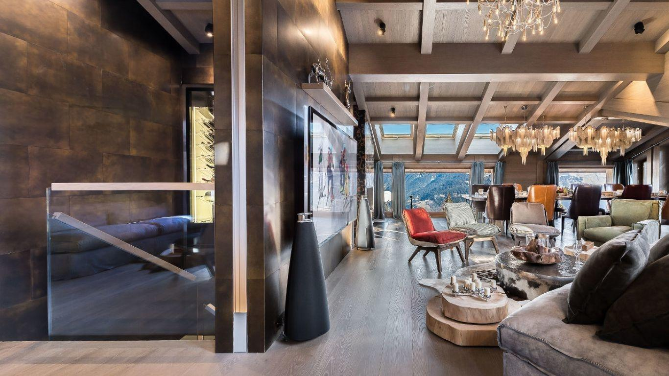 Chalet Mariana, Chenus, Courchevel, France