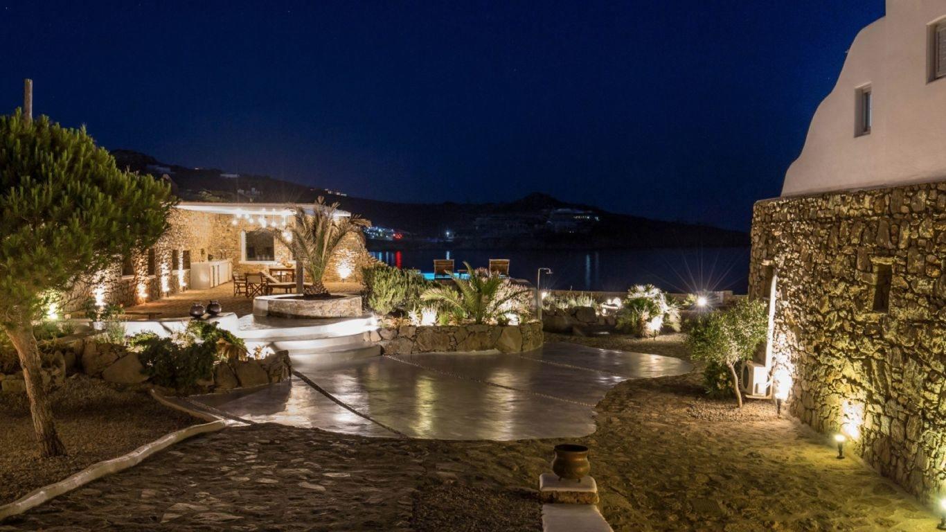 Villa Aziza, Paranga, Mykonos, Greece