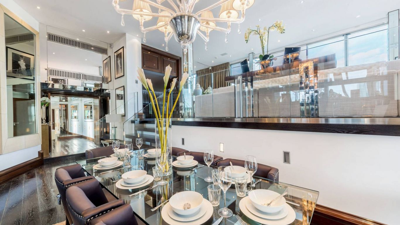Penthouse Ramses, Knightsbridge , London, United Kingdom
