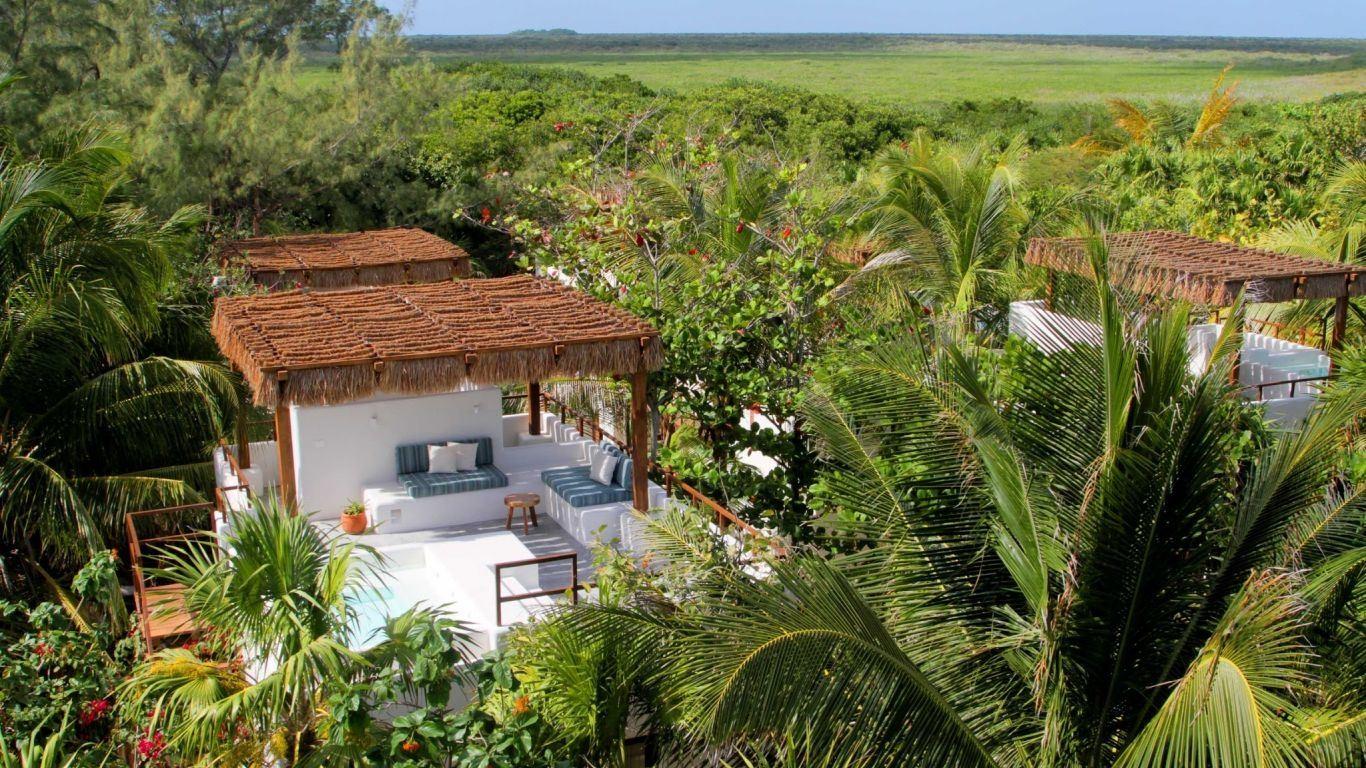 Villa Barbara, Boca Paila, Tulum, Mexico