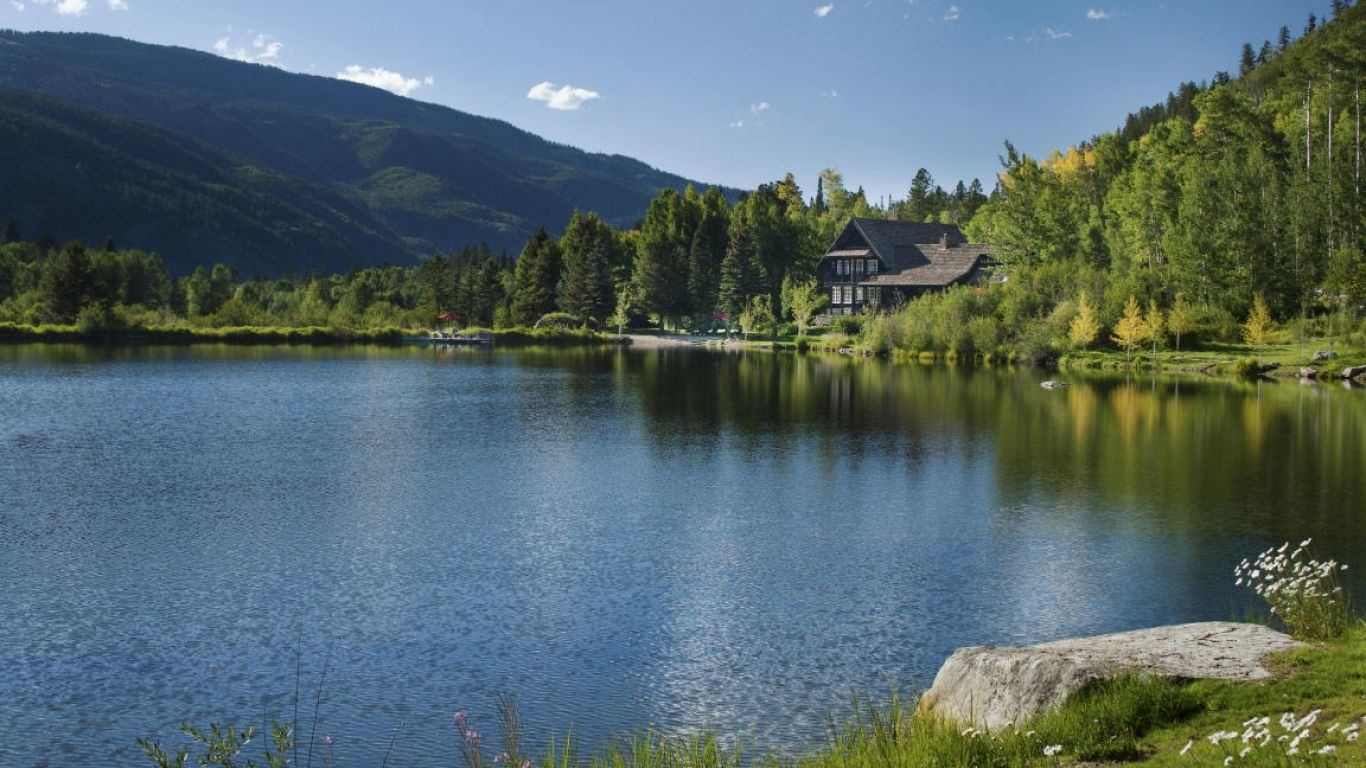 Villa Ami, Aspen, Aspen, USA
