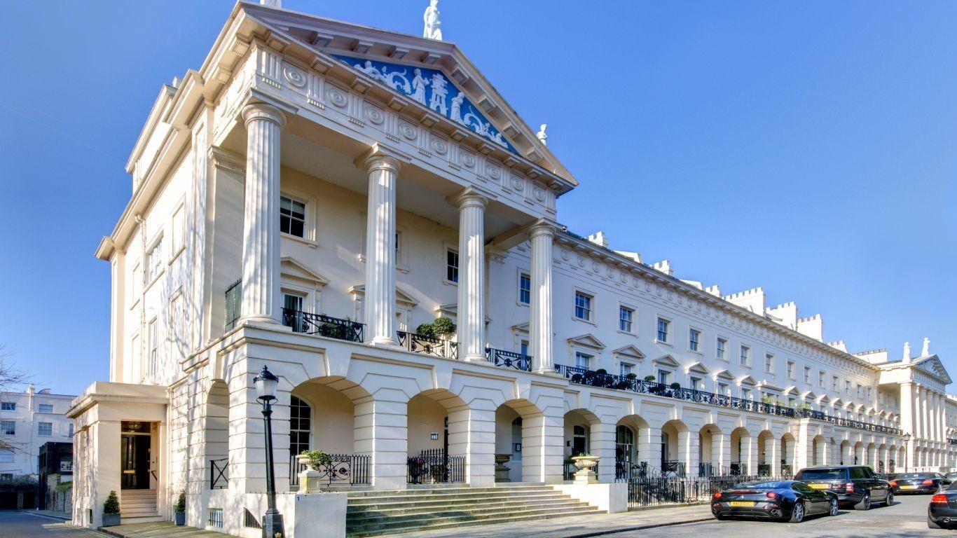 Townhouse Carmen, Lisson Grove, London, United Kingdom