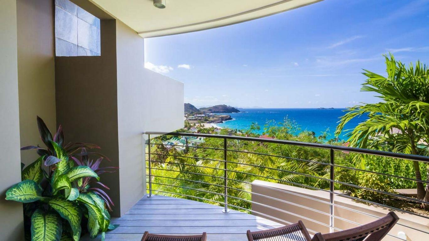 Villa Ola, Flamands Beach, St. Barth, France