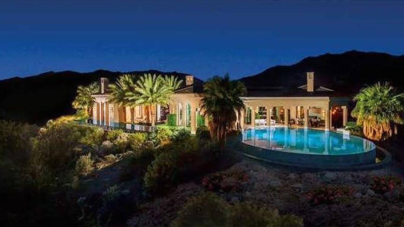 Villa Carol, Indian Wells, Palm Springs, USA