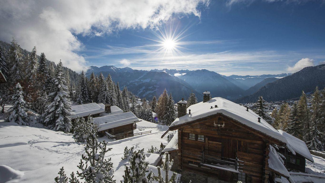 Chalet Ashley, Verbier, Verbier, Switzerland