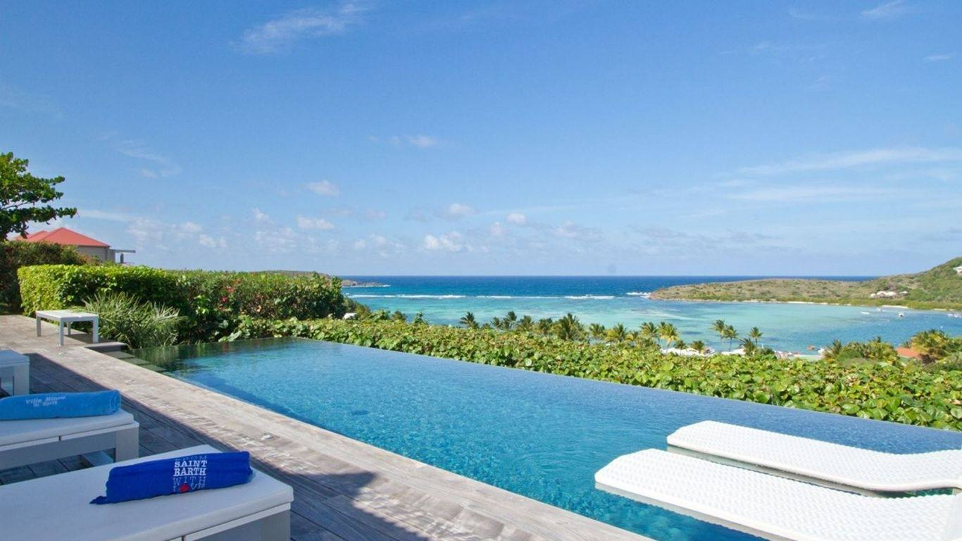 Villa Blossom, Grand Cul de Sac, St. Barth, France