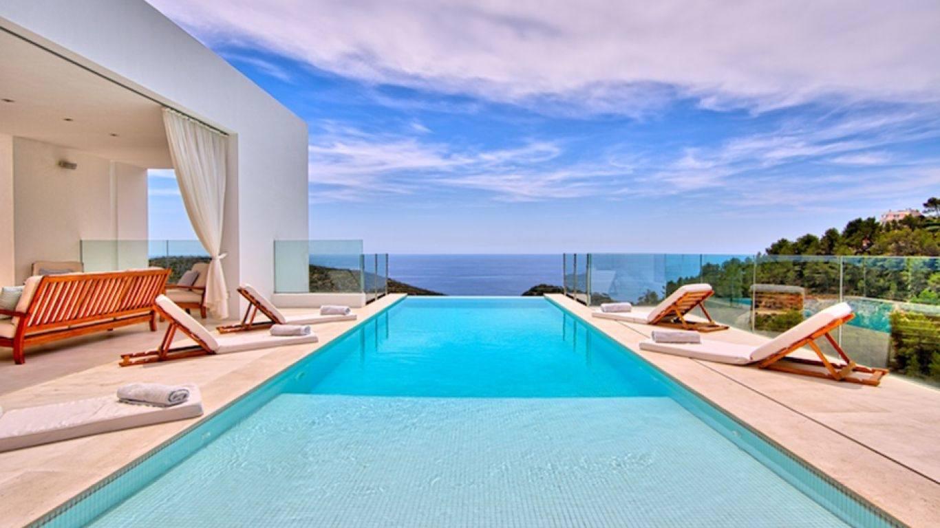 Villa Alba, Roca Llisa, Ibiza, Spain