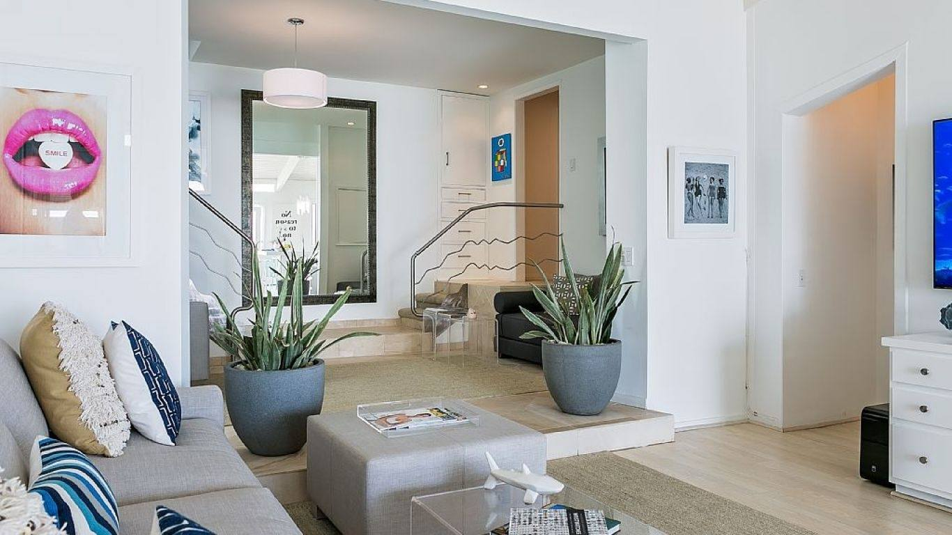 Villa Sandy, Malibu, Los Angeles, USA