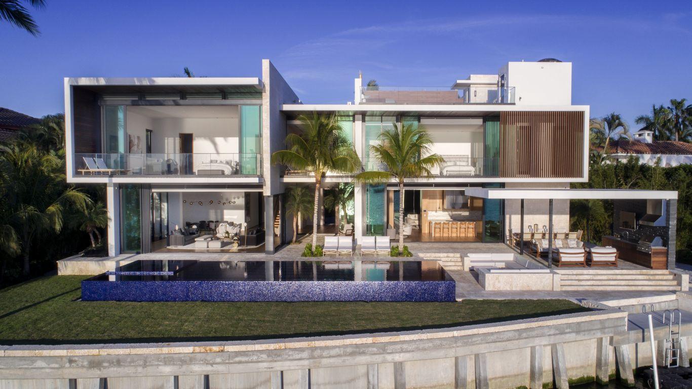 Villa Diana, The Islands, Miami, USA