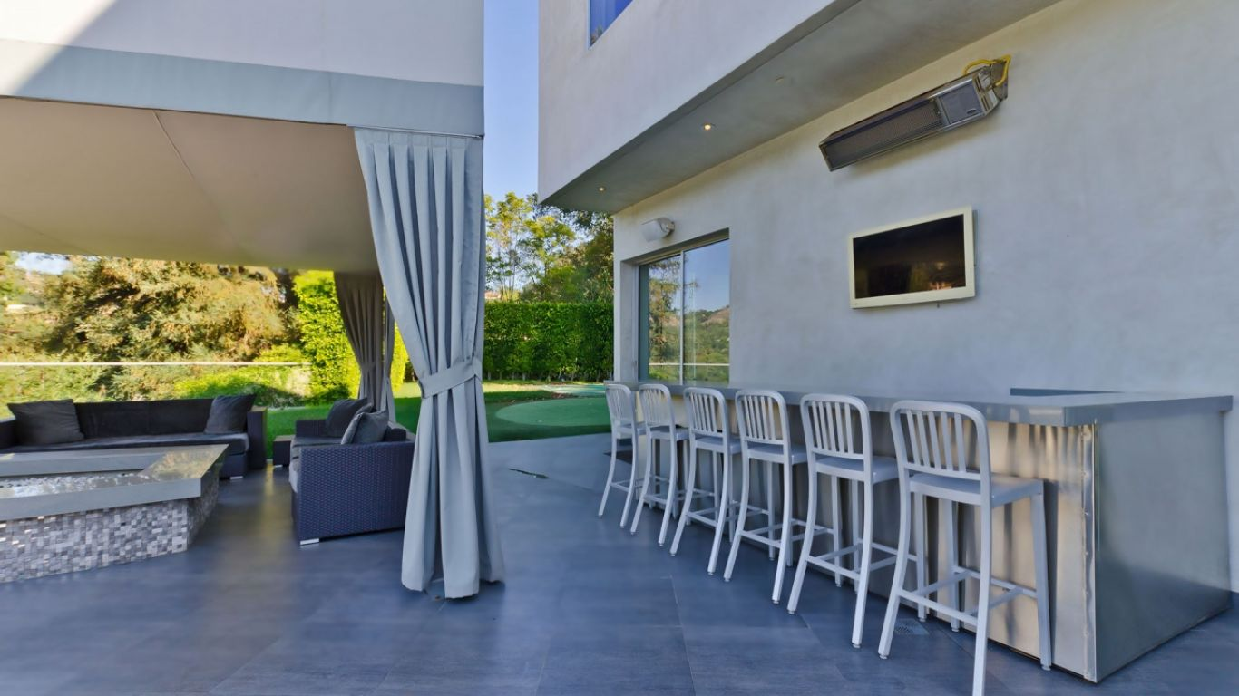 Villa Maureen, Beverly Hills, Los Angeles, USA