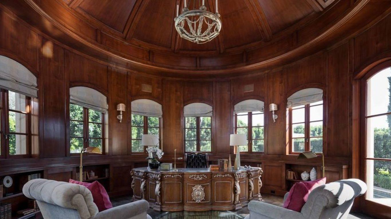 Villa Diana, Beverly Park, Los Angeles, USA