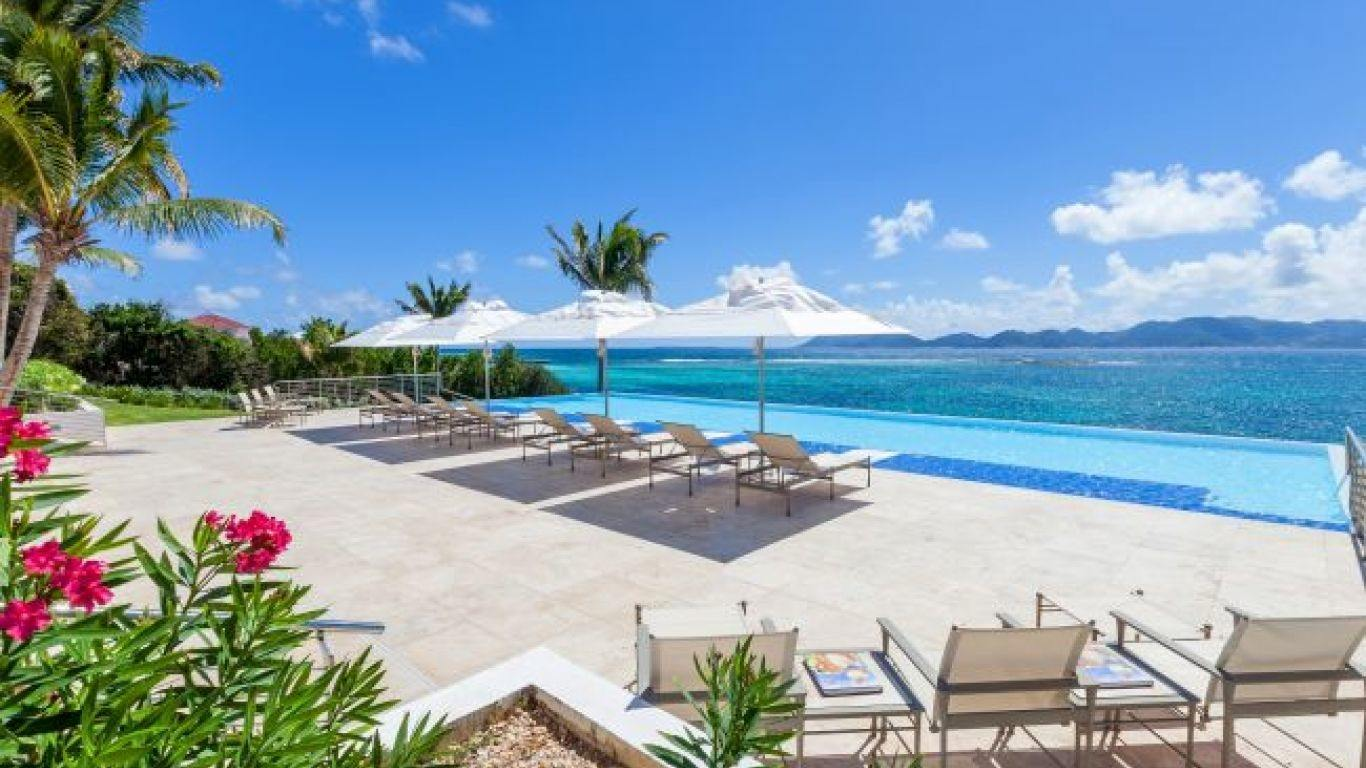 Villa Cleopatra, Blowing Point , Anguilla, Anguilla