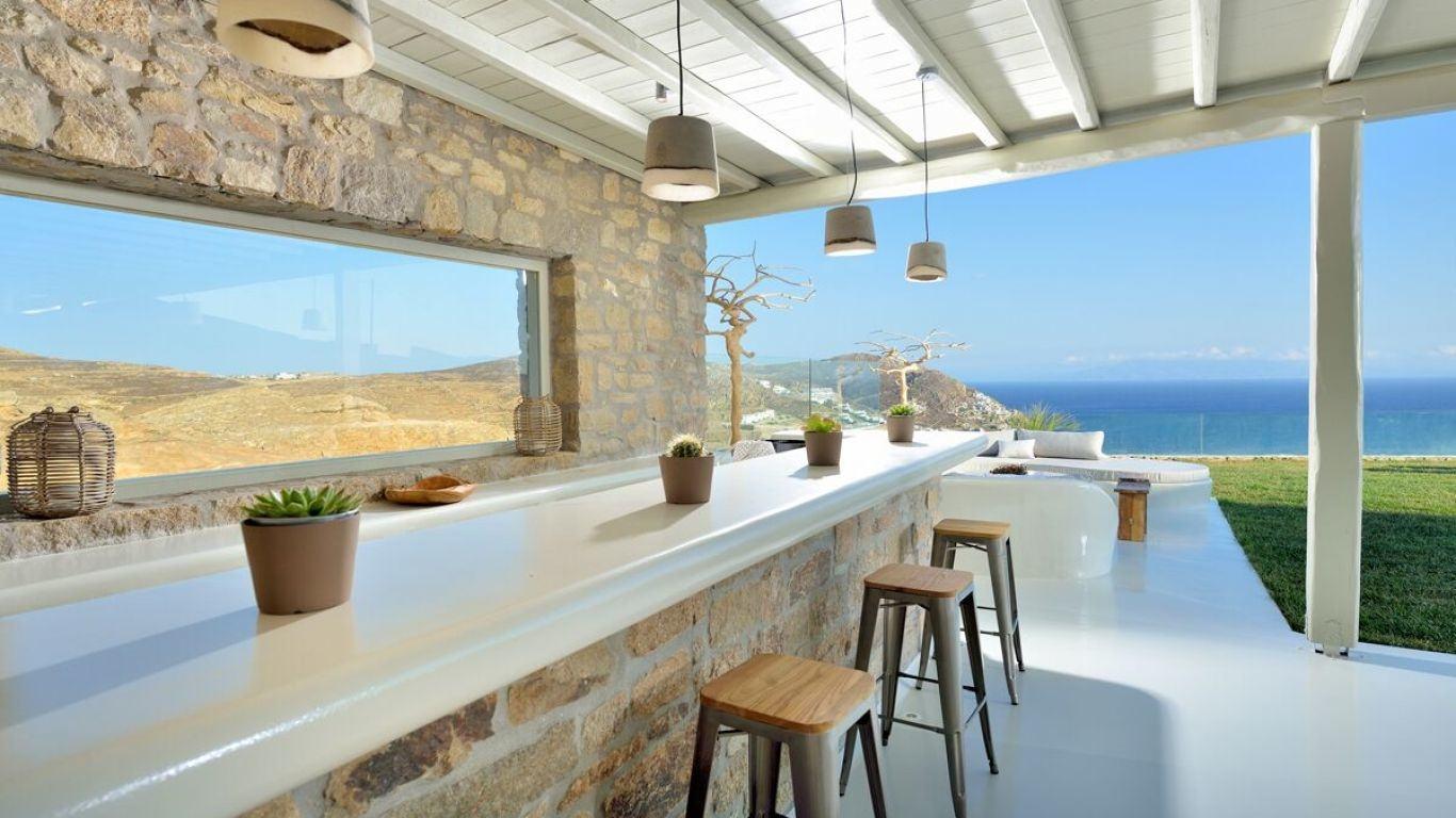 Villa Annabelle, Elia, Mykonos, Greece