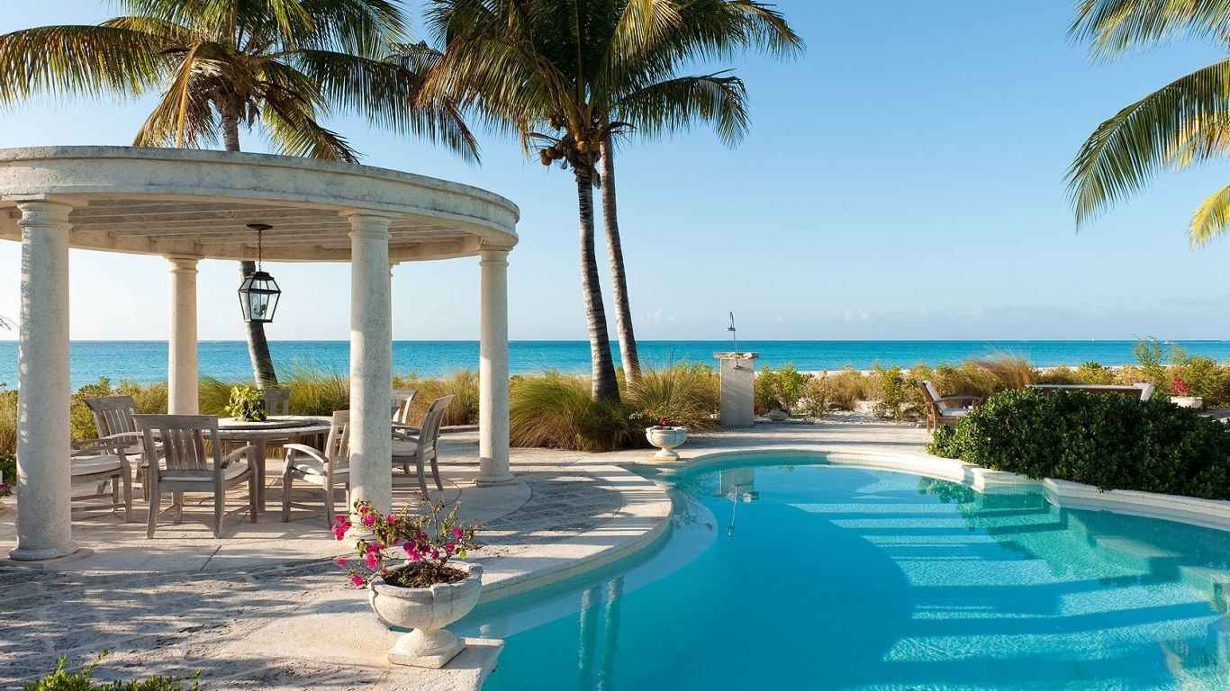 Villa Adriana, Grace Bay, Turks and Caicos, Turks and Caicos Islands