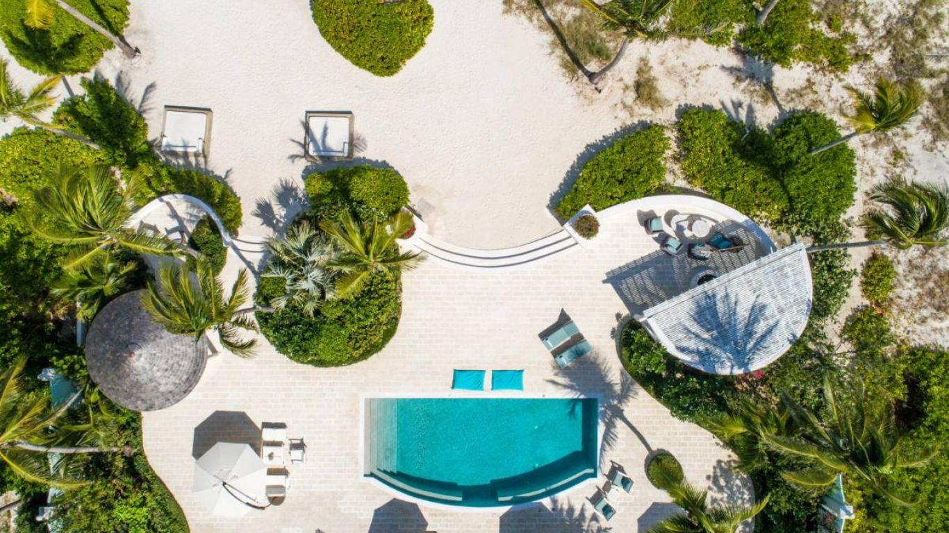 Villa Adriana, Grace Bay, Turks and Caicos, Turks and Caicos Islands