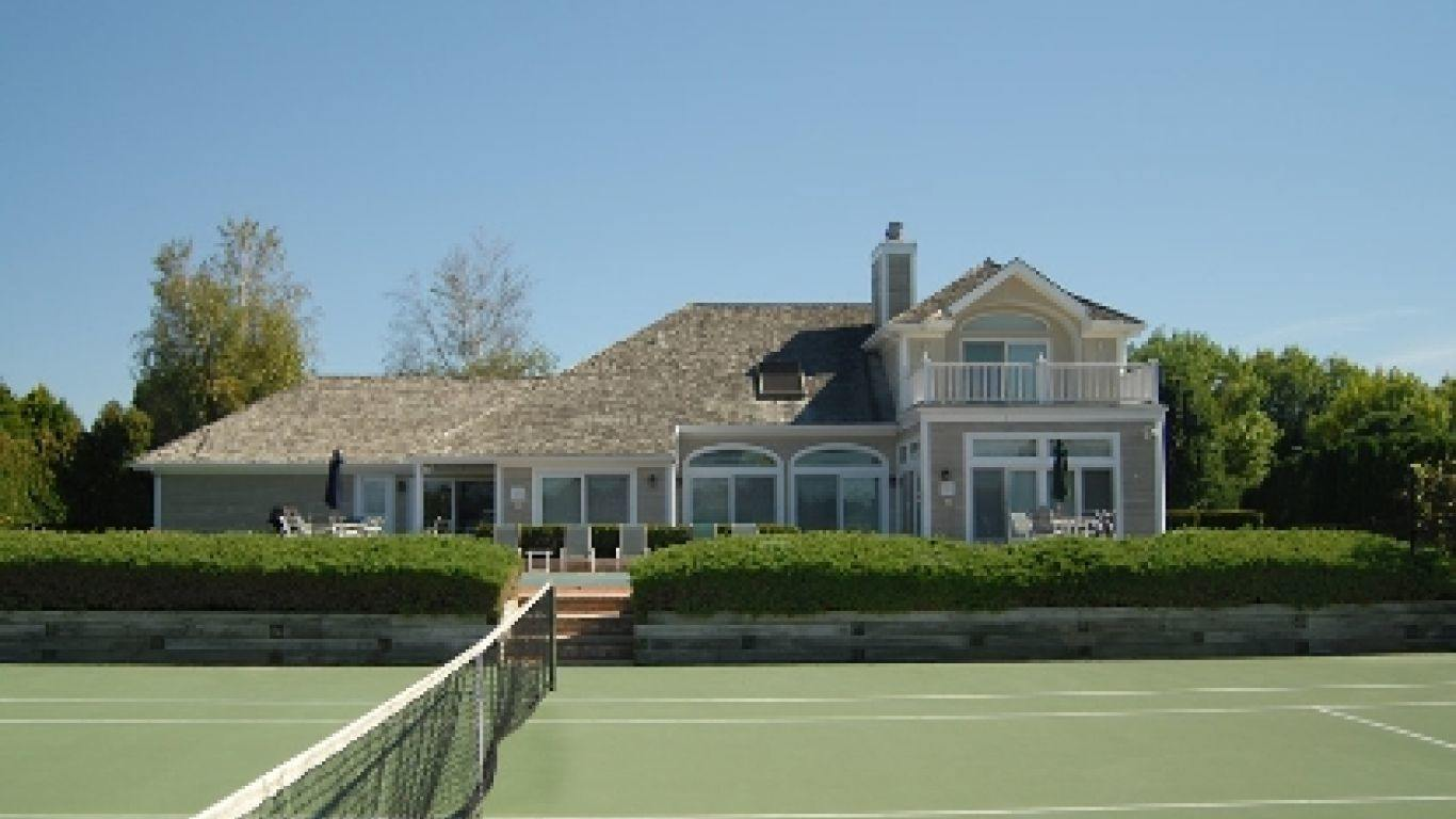 Villa Hermione, Southampton, Hamptons, USA