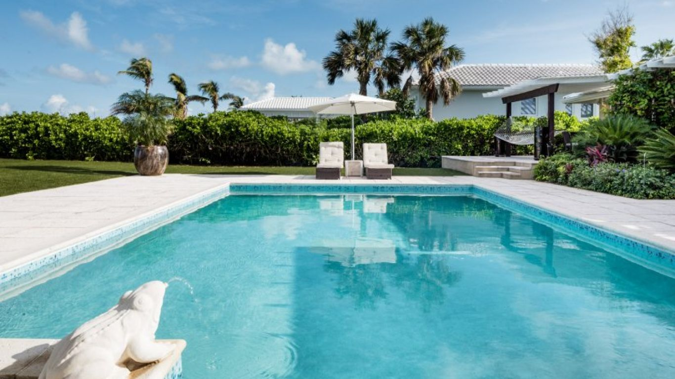 Villa Elnora, Leeward, Turks and Caicos, Turks and Caicos Islands
