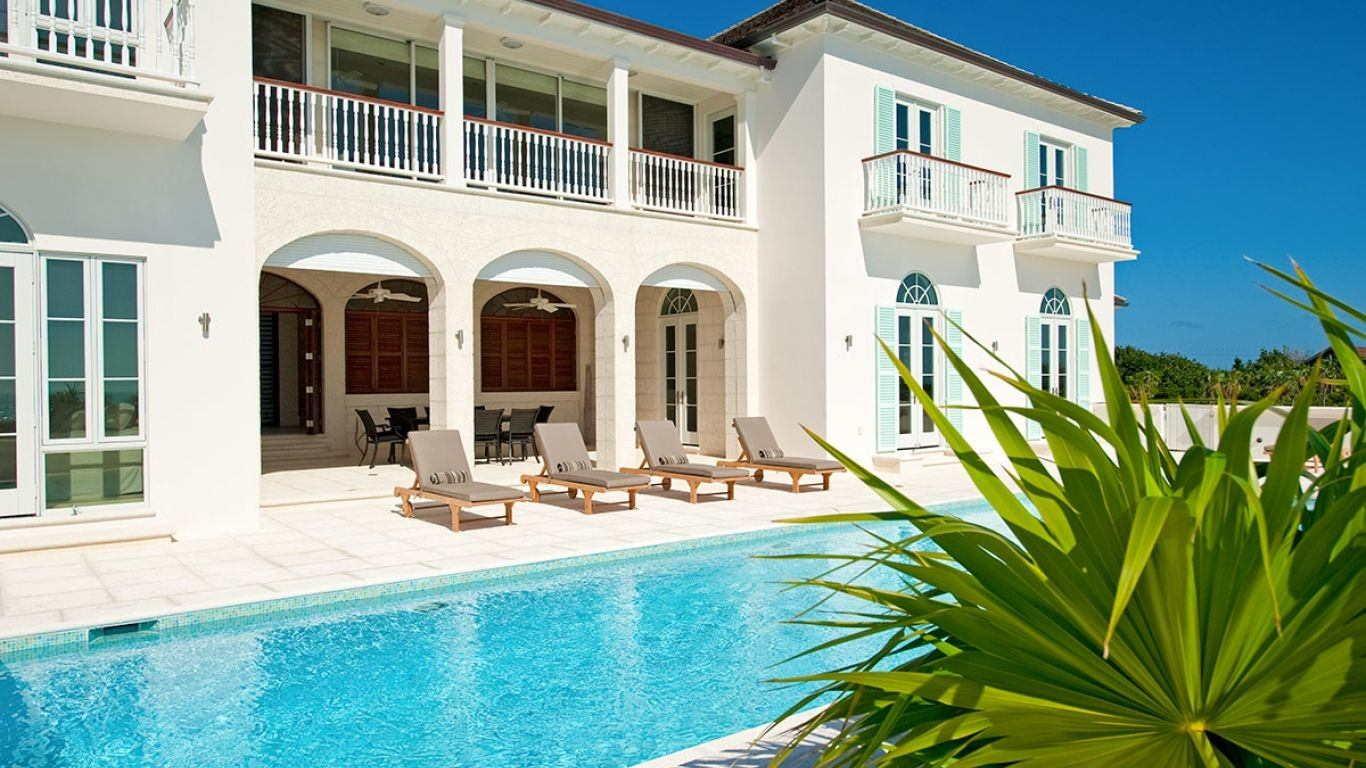 Villa Evelyn, Long Bay, Turks and Caicos, Turks and Caicos Islands