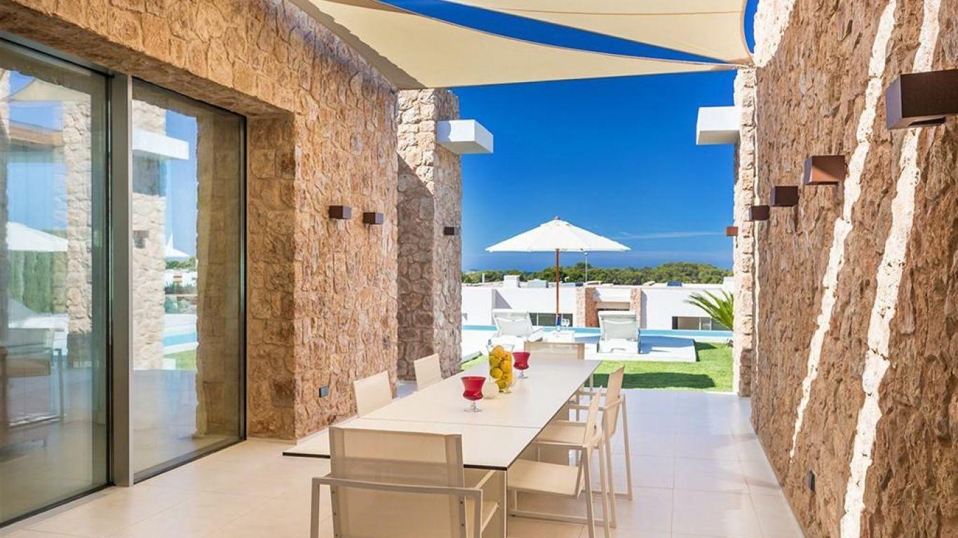 Villa Valencia, Cala Comte, Ibiza, Spain