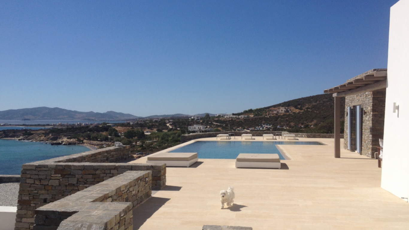Villa Betty, Faraggas, Paros, Greece