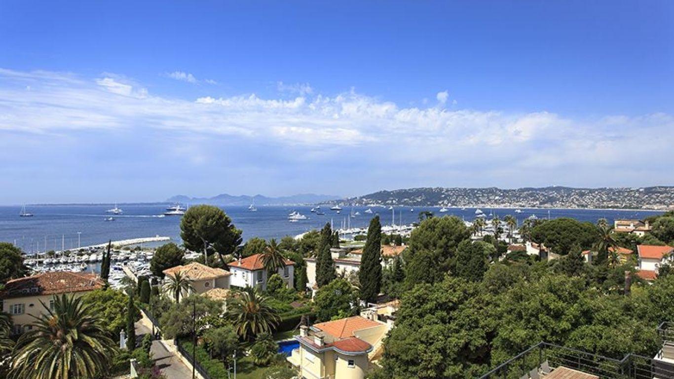 Villa Marina, Antibes, Cannes, France