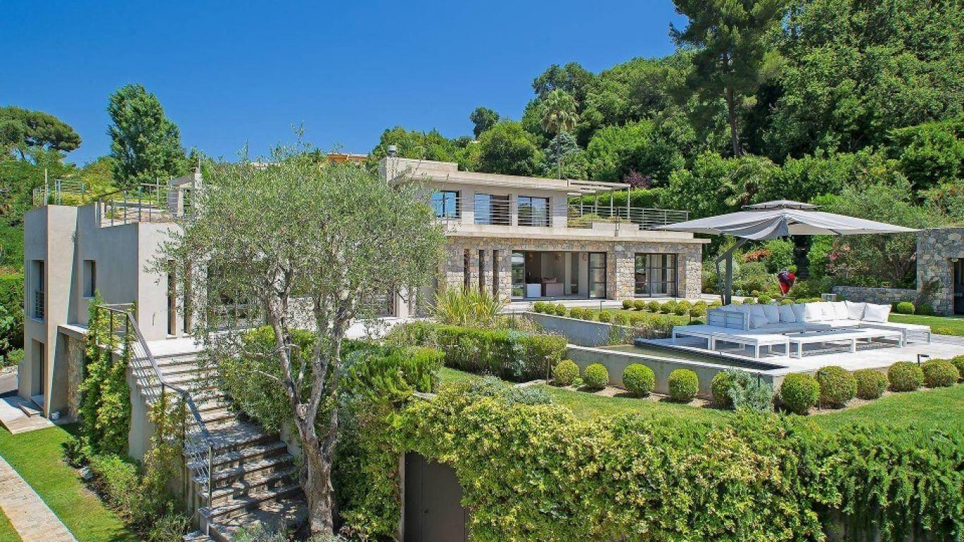 Villa Madonna, Californie, Cannes, France