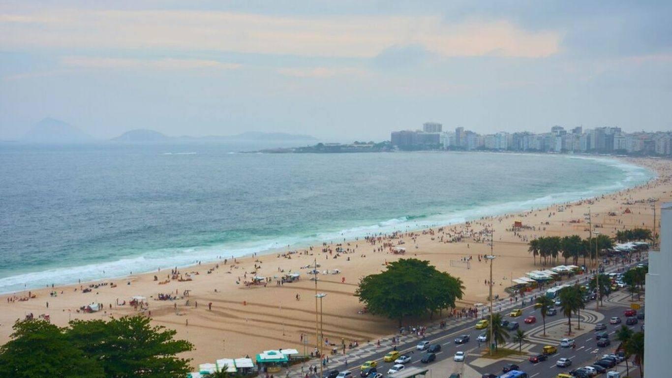 Penthouse Herald, Copacabana , Rio de Janeiro, Brazil