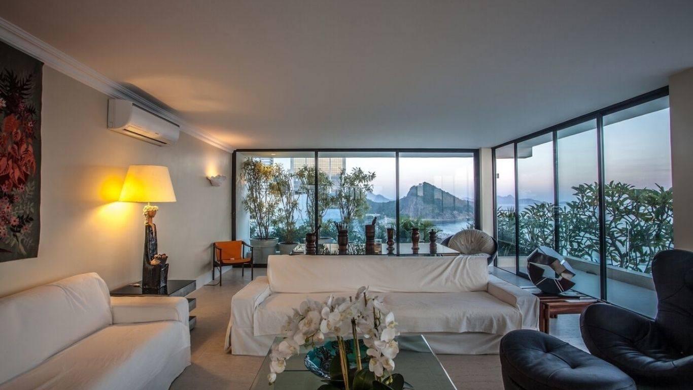 Penthouse Adonis, Copacabana , Rio de Janeiro, Brazil