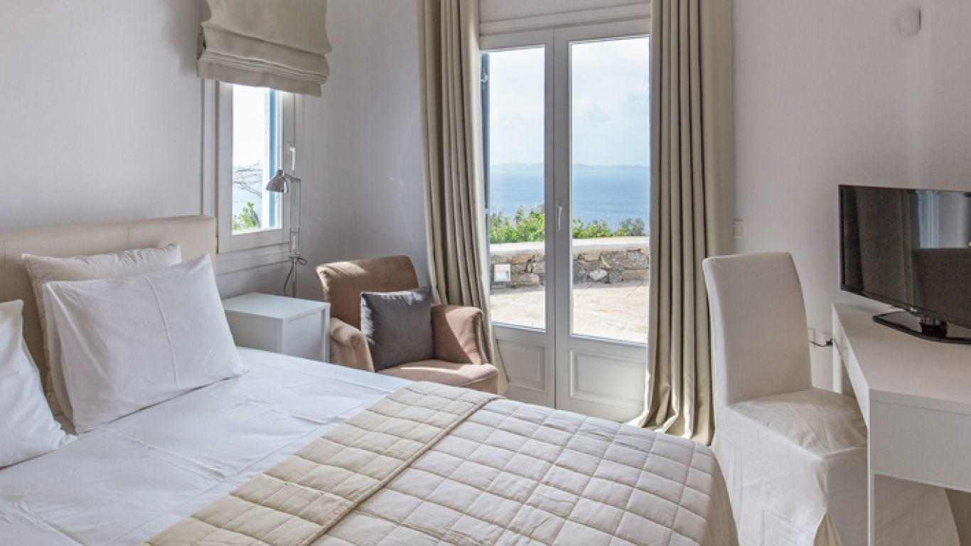 Villa Samantha, Agia Sophia , Mykonos, Greece
